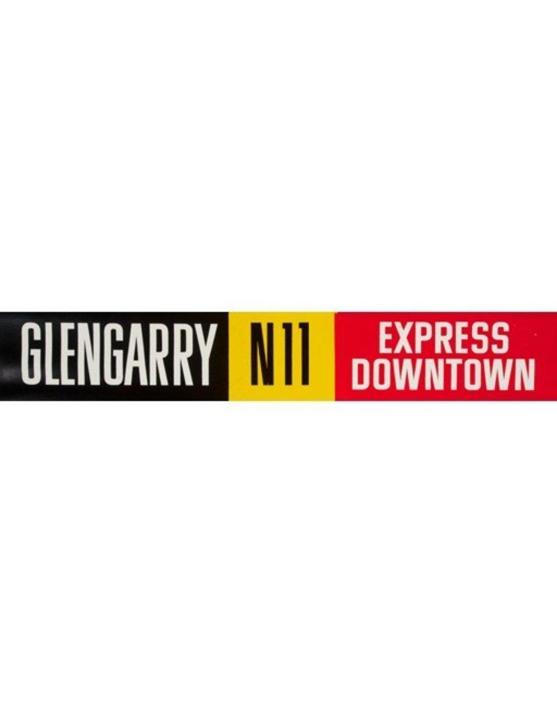 Vivid Print ETS Single Destination | Glengarry / Express Downtown