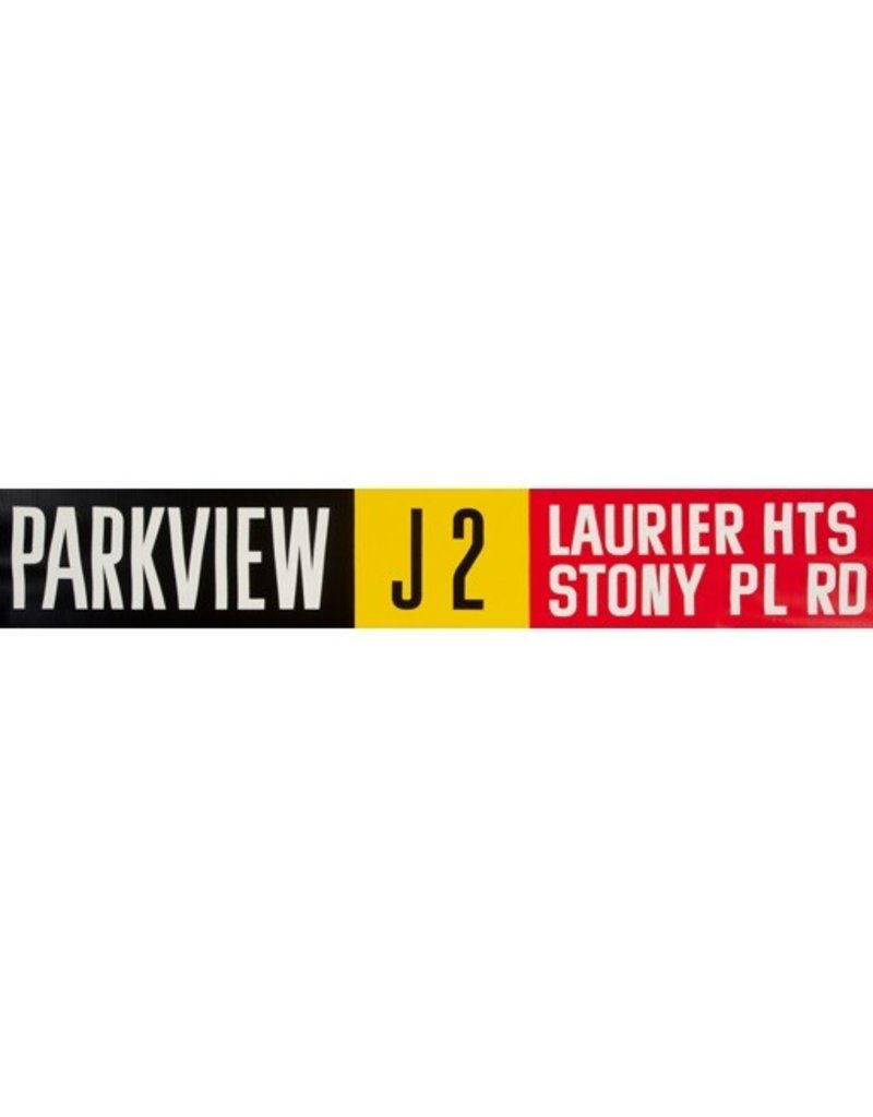 ETS Single Destination | Parkview / Laurier Hts Stony Pl Rd