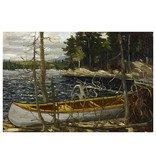 Eurographics Thomson - The Canoe (Paper Giclee)