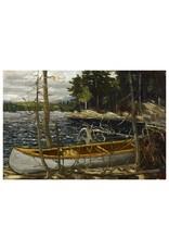Eurographics Thomson - The Canoe (Paper Giclee)