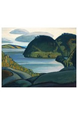 Harris - Coldwell Bay, North of Lake Superior  (Paper Giclee)