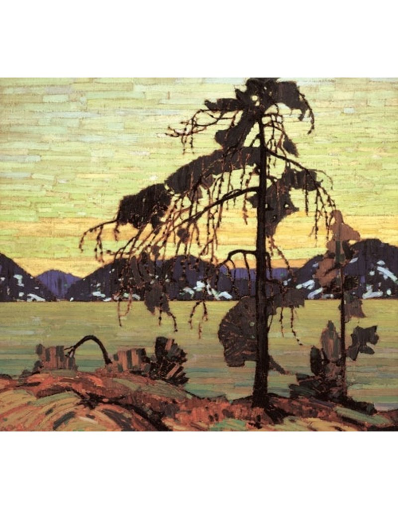 Eurographics Thomson - The Jack Pine (Paper Giclee)