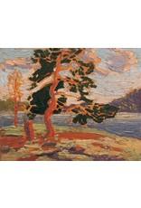 Eurographics Thomson - The Pine Tree (Paper Giclee)