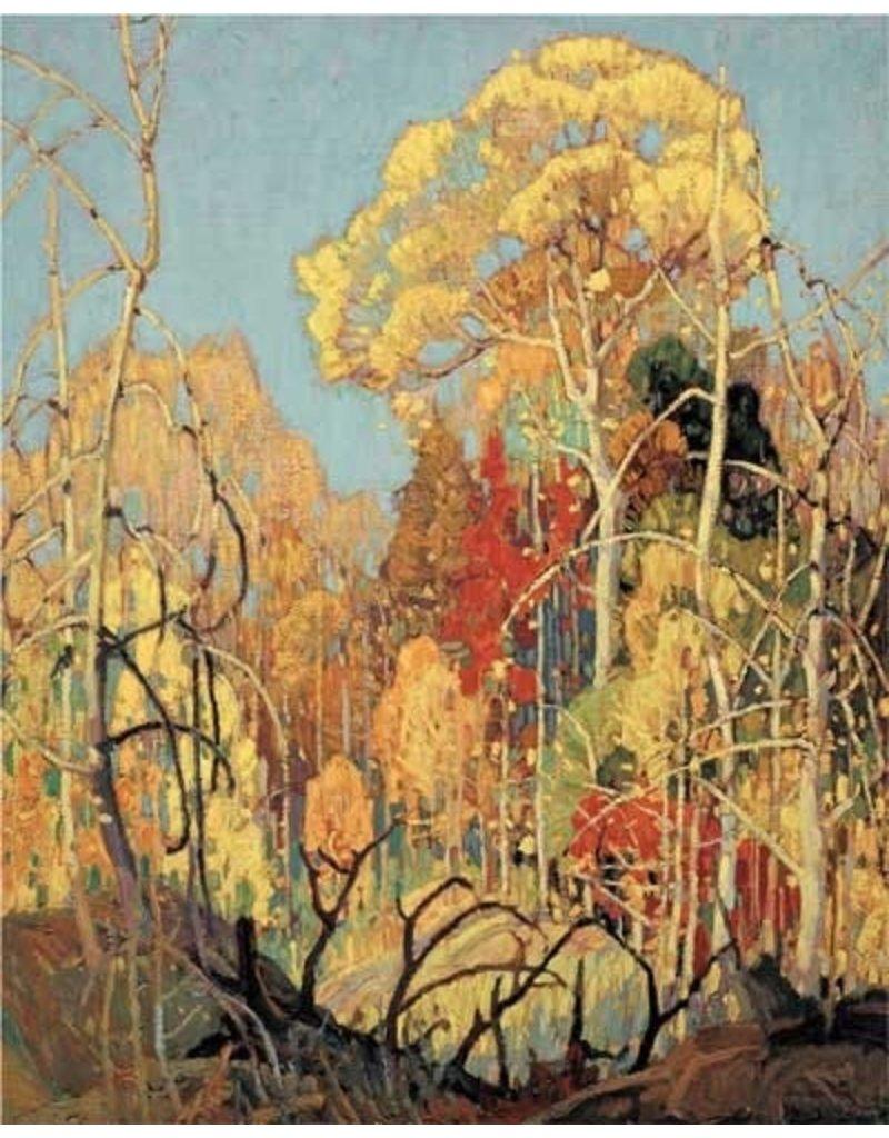 Eurographics Carmichael - Autumn In Orillia (Paper Giclee)