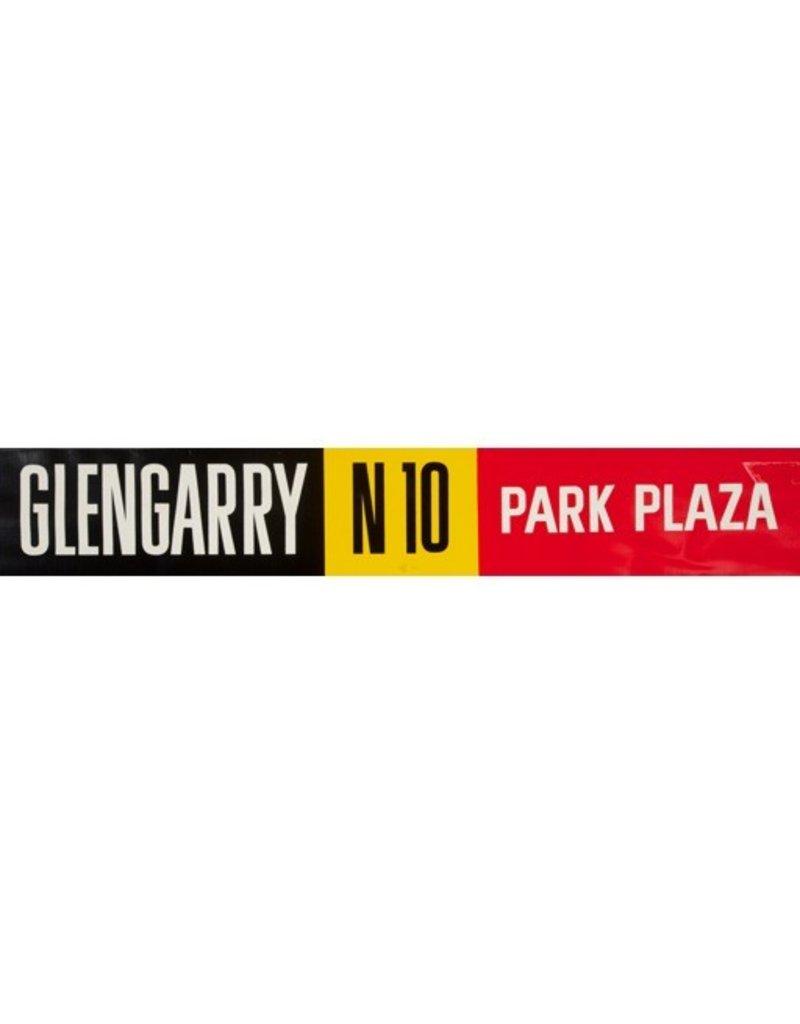 ETS Single Destination | Glengarry / Park Plaza