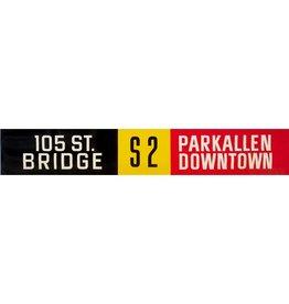 ETS Single Destination | 105 St. Bridge / Parkallen Downtown