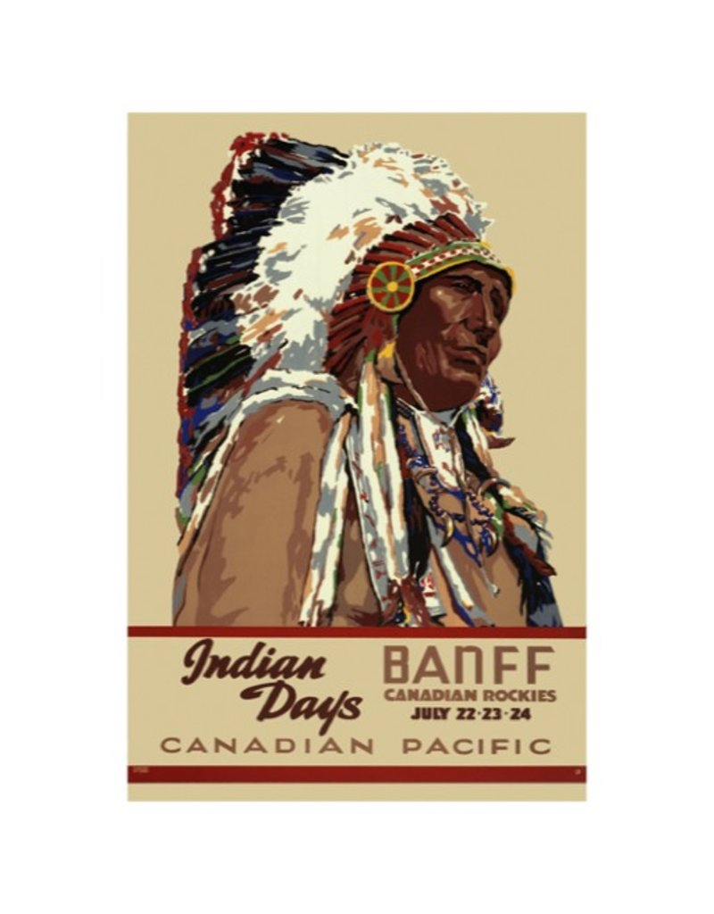 Eurographics Indian Days, Banff, Canadian Rockies