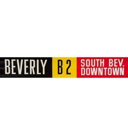 ETS Single Destination | Beverly / South Bev. Downtown