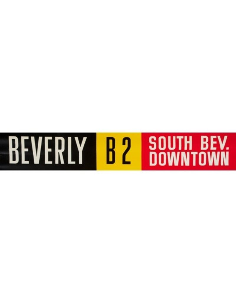 ETS Single Destination | Beverly / South Bev. Downtown
