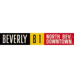 ETS Single Destination | Beverly / Via 118 Ave. Downtown