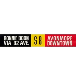 ETS Single Destination | Bonnie Doon Via 82 Ave. / Avonmore Downtown