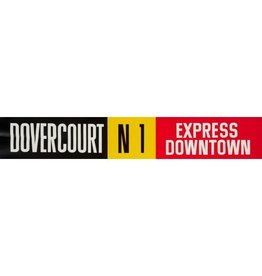 Vivid Print ETS Single Destination | Dovercourt / Express Downtown