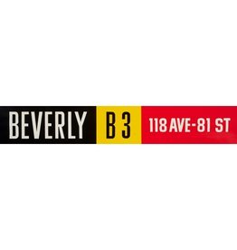 ETS Single Destination | Beverly / 118 Ave-81 St