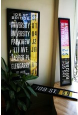 Vivid Print ETS Single Destination | Bonnie Doon Via 82 Ave. / Avonmore Downtown