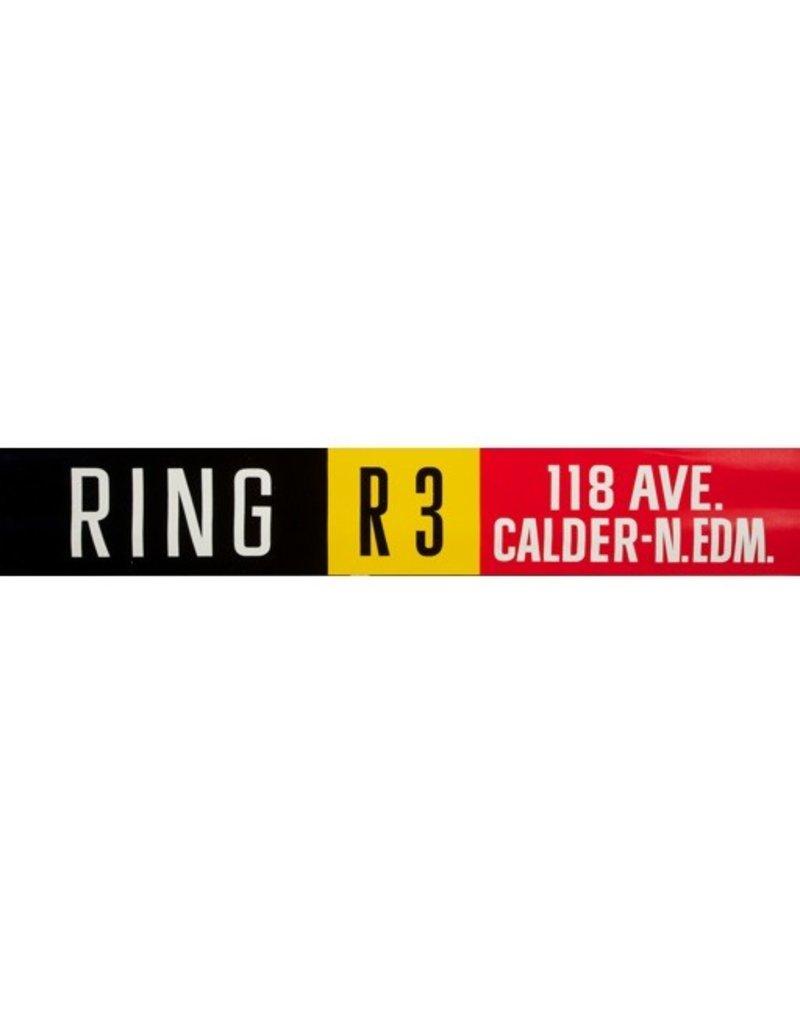Vivid Print ETS Single Destination   Ring / 118 Ave. Calder - N. Edm.