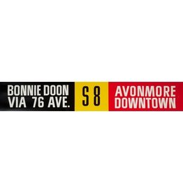 ETS Single Destination | Bonnie Doon Via 76 Ave. / Avonmore Downtown
