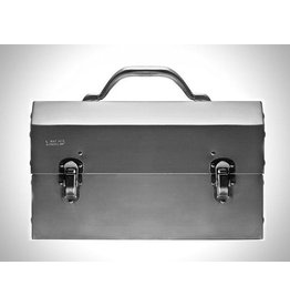 L. May Metal Fabricators Classic Miner's Aluminum Lunchbox