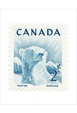 Canada Polar Bear Stamp