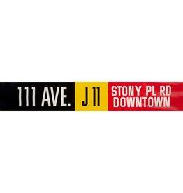ETS Single Destination | 111 Ave. / Stony Pl Rd Downtown