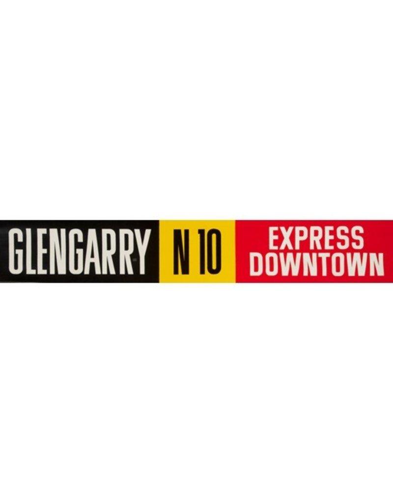 Vivid Print ETS Single Destination   Glengarry / Express Downtown