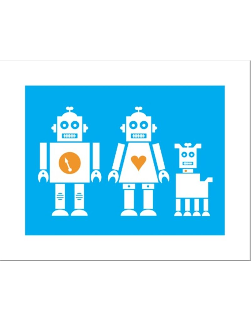 Vivid Print Bee Waeland   Bots I