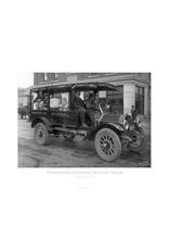 Vivid Archives Edmonton Journal Motor Truck 1914 Poster