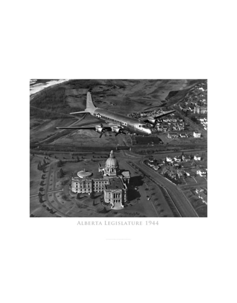 Vivid Archives Alberta Legislature 1944