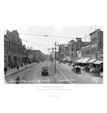 Vivid Archives Jasper Avenue Looking West 1913  Poster