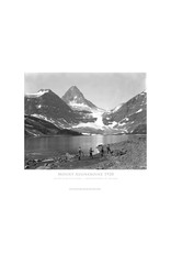 Vivid Archives Mount Assiniboine, Alpine Club of Canada c. 1920 Poster