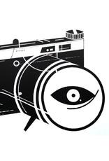 Vivid Print Raymond Biesinger | Surveillance 16 x 24 Slkscreened Print