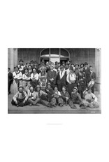 Vivid Archives Cowboys Outside Macdonald Hotel