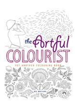 Vivid Books The Artful Colourist - Bee Waeland