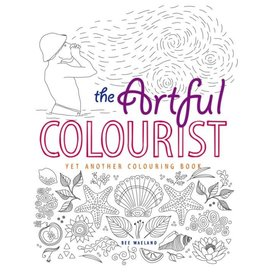 Vivid Books The Artful Colourist - Bee Waeland