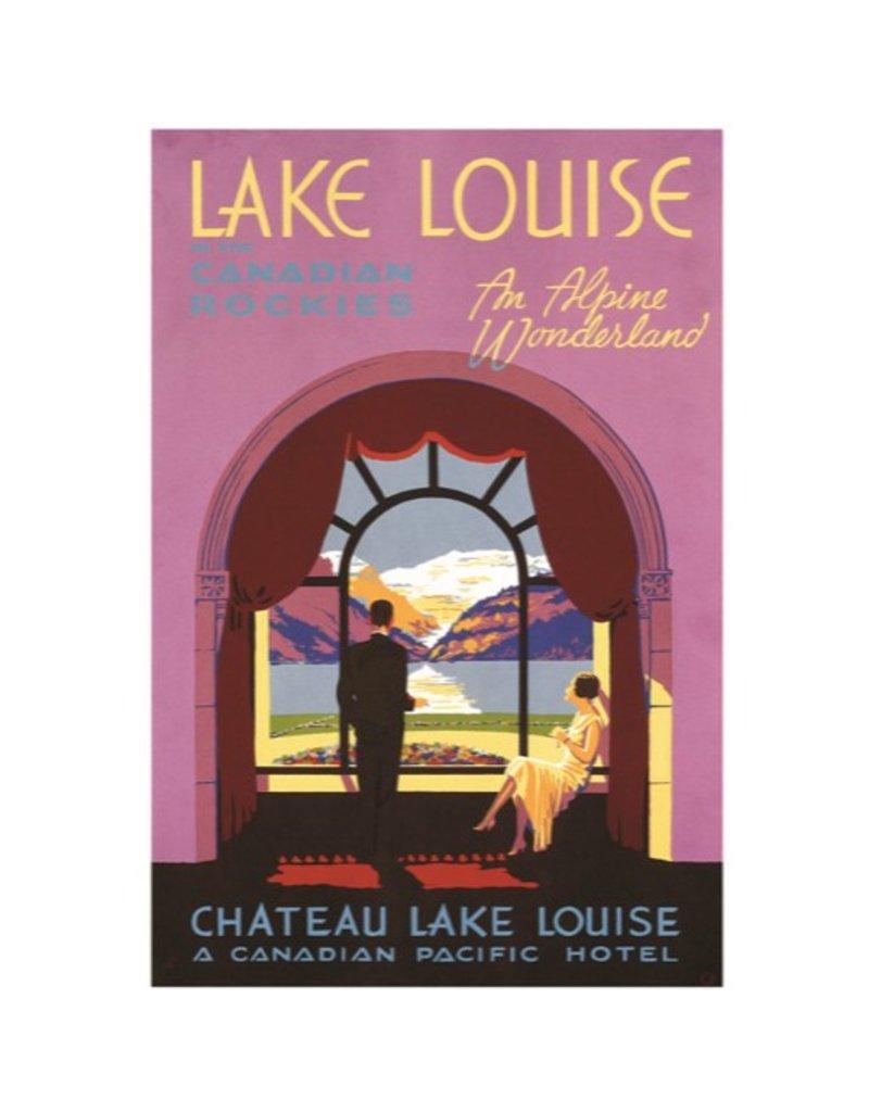 Eurographics Lake Louise Alpine