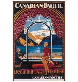 Eurographics Canadian Pacific, Beautiful Lake Louise