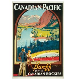 Eurographics Canadian Pacific, Banff