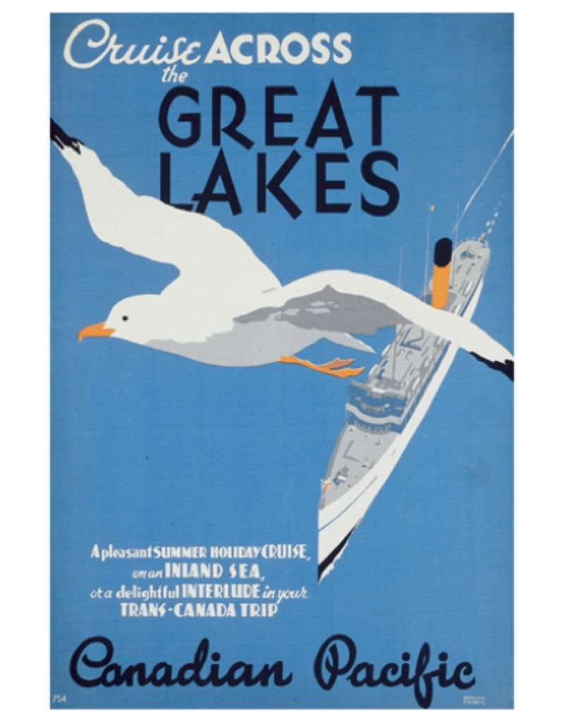 Eurographics Cruise across the Great Lakes - Pleasant Summer Holiday