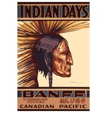 Eurographics Indian Days, Banff in the Canadian Rockies