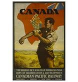 Eurographics Bureau of Canadian Information - Dept of Colonization