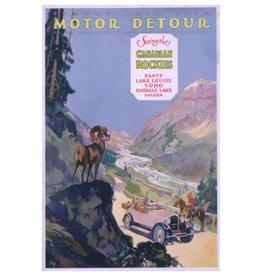 Eurographics Rockies - Banff, Lake Louise, Yoho, Emerald Lake, Golden