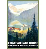Eurographics Canadian Pacific, Chateau Lake Louise