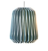 Wild & Wolfe Nuvola Paper Lampshade French Blue