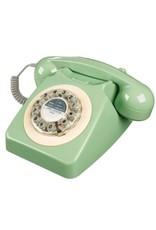 Wild & Wolfe 746 Swedish Green Phone