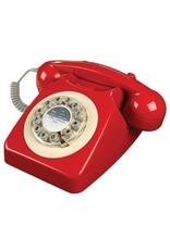 Wild & Wolfe 746 Phone Box Red Phone