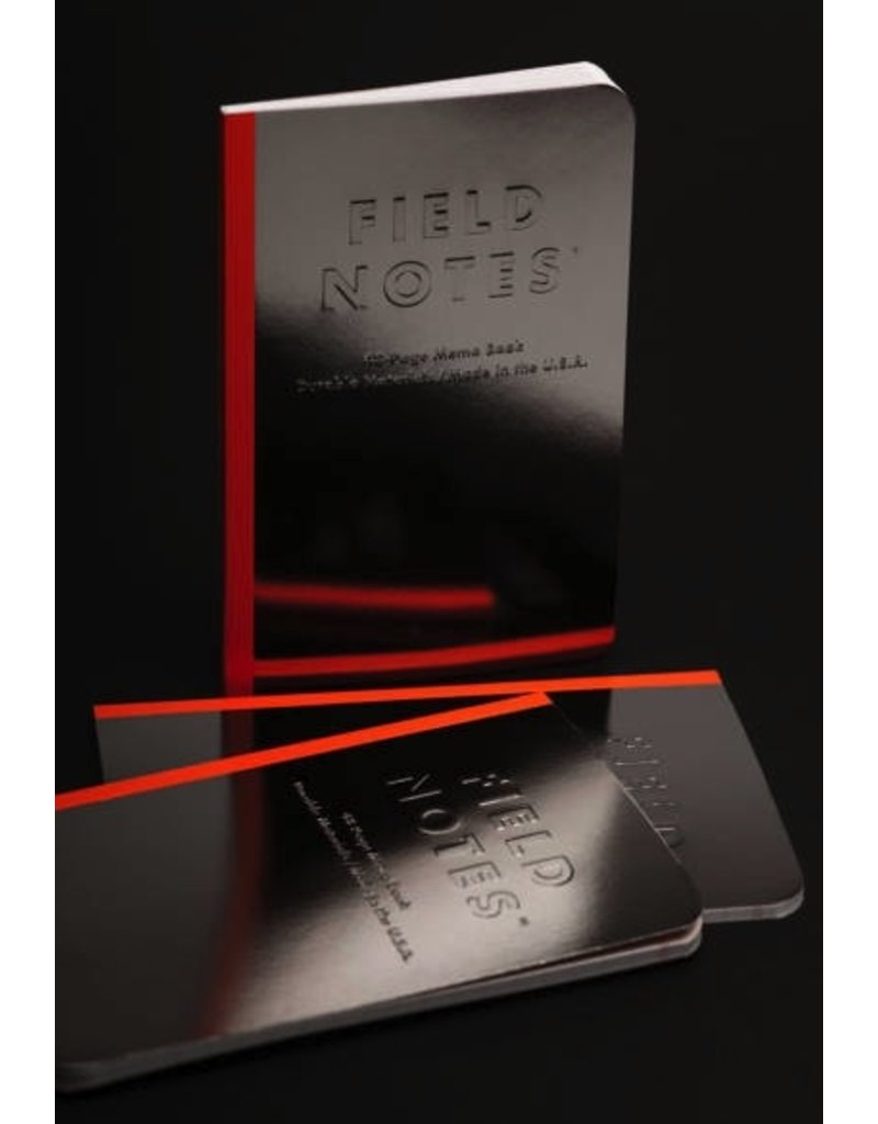 Field Notes Field Notes Black Ice Edition