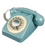 Wild & Wolfe 746 French Blue Phone