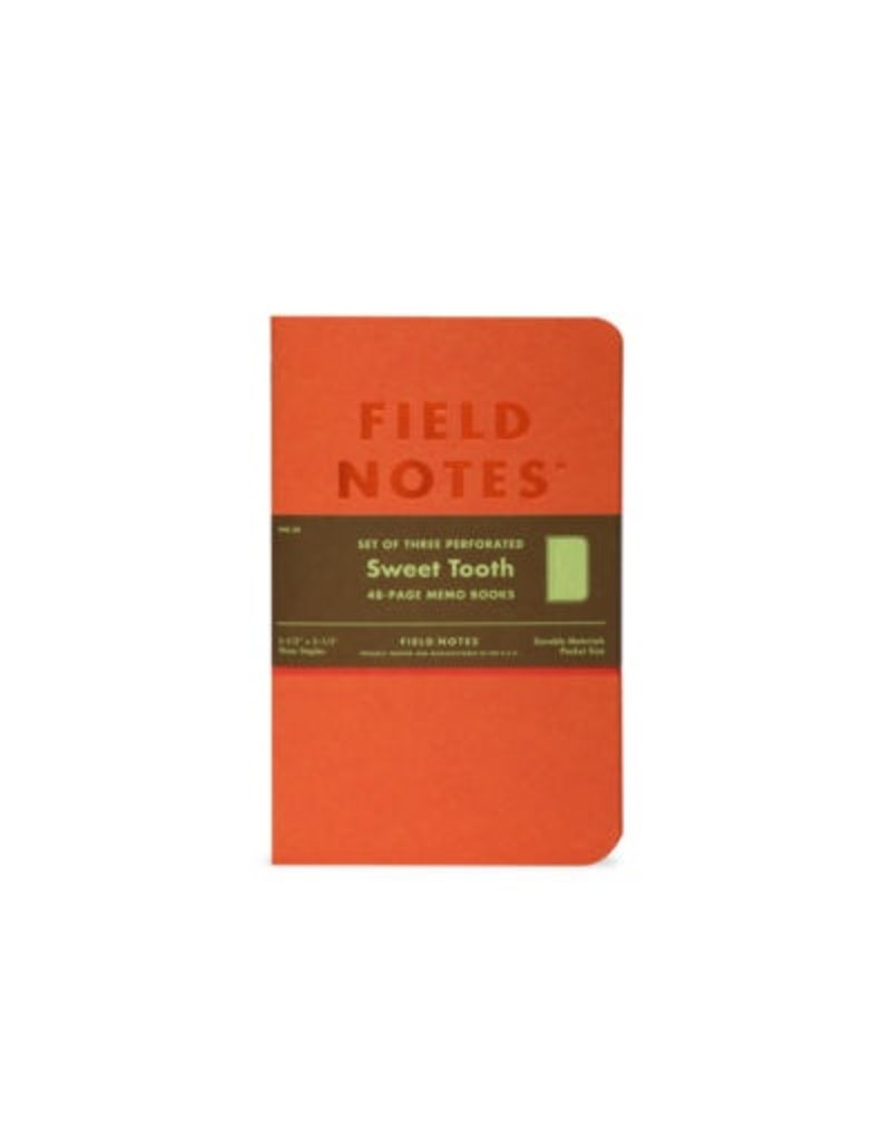 Field Notes Field Notes Sweet Tooth Edition