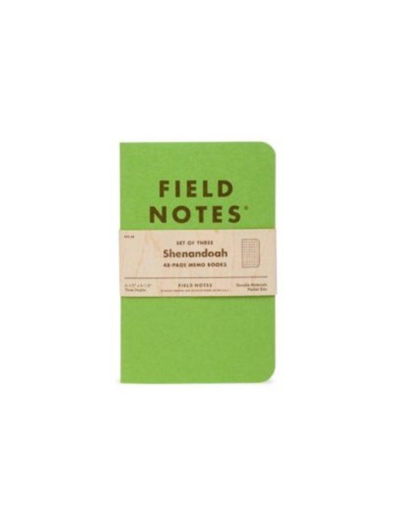 Field Notes Field Notes Shenandoah Edition