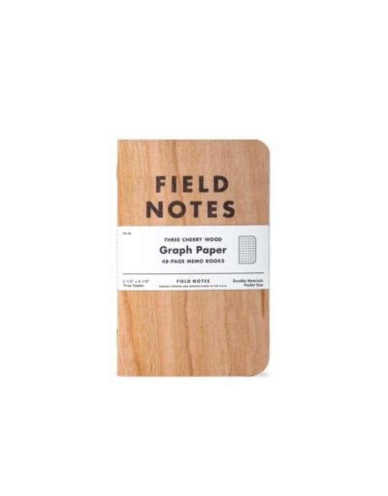 Field Notes Field Notes Cherry Graph