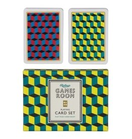 Wild & Wolfe Games Room; Playing Cards